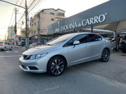 Título do anúncio: Honda civic 2.0 lxr 2016 segundo dono, 86.000km