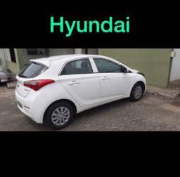 Título do anúncio: Hyundai em dias e quitado; Cambio manual e flex; Muito bem conservado;