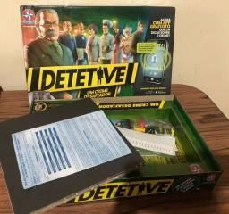 Título do anúncio: Jogo detetive