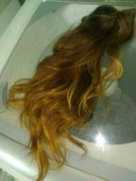 Vendo mega cabelo humano 40 cm
