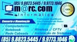 Título do anúncio: Informática(conserto e manutenção)