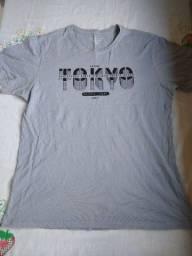 Título do anúncio: Camisa cinza tamanho G