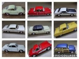 Título do anúncio: Carrinhos Miniaturas 1400 todos ou 30 a unidade!