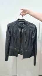 Título do anúncio: Jaqueta em couro legítimo