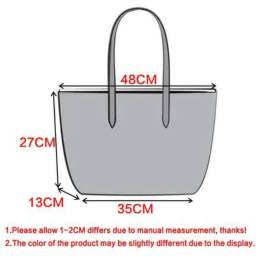 Título do anúncio: Bolsas Femininas Lacoste