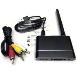 Título do anúncio: Chromecast - Transmissor de Vídeo Sem Fio