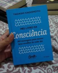 Livro Meu livro da consciência