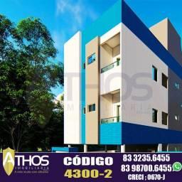?Expedicionários ?  50,3m²  Apartamento Térreo com Área Privativa