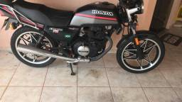 Honda CB450 Original Relíquia - Oportunidade! - 1987