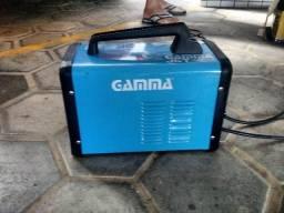 Maquina De Solda Monofásico 3465gbr2 Gamma Ferramentas 220v