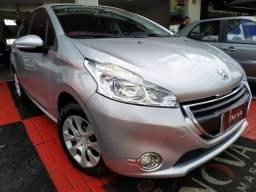Peugeot 208 1.5 active 13/14 imperdível financia 100%