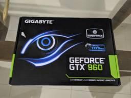 Placa de vídeo GTX 960