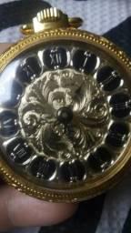 Relógio de bolso com alarme