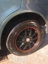 Troco rodas 14