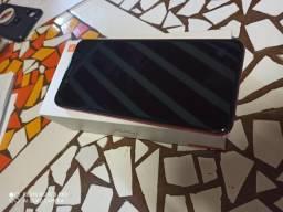 Mi A2 vermelho