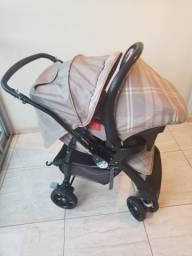 Carrinho e Bebê Conforto Modelo AT6 Burigotto