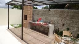 Casa de condomínio à venda com 3 dormitórios em Ponta de campina, Cabedelo cod:1484