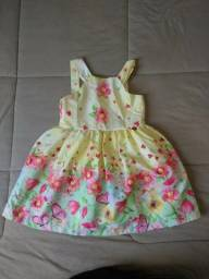 Vestidos Infatis, tamanho 3