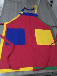 Avental Colorido