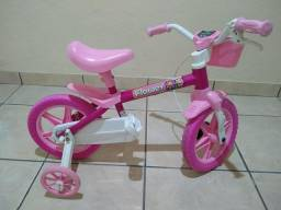 Bicicleta infantil e Carrinho