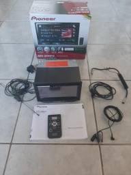 DVD Pioneer com tv