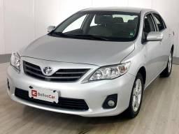 Toyota Corolla XEi 2.0 Flex 16V Aut. - Prata - 2014 - 2014