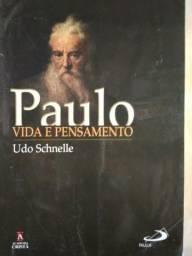 Livro Paulo vida e pensamento