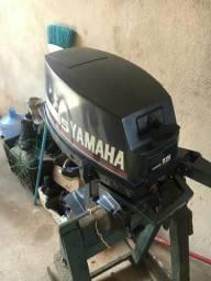 Motor Yamaha revisado