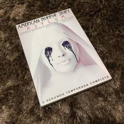 DVD American Horror Story Asylum (excelente estado)