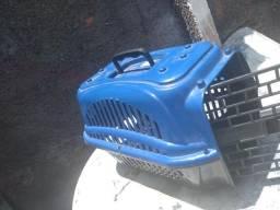 Caixa de transporte cachorro gato