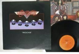 Aerosmith- Rocks - LP Vinil - Japonês