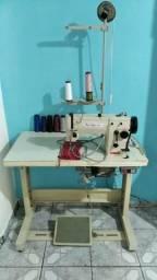 Máquina de Costura reta e Ziguezague