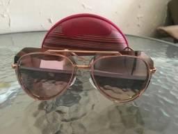 Óculos rosê