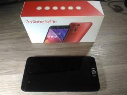 Asus Zenfone Selfie Zd551kl 32gb 3gb Ram 13mp Azul-Usado