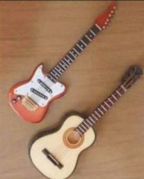 Aulas de Violão Guitarra e Ukulele