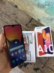 Samsung A10 NOVO Sem nenhum Uso Nota e 1 Ano Garantia