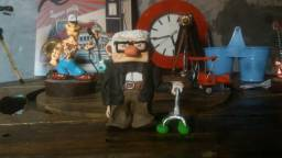 Miniatura colecionavel Sr. Fredericksen Up Altas Aventuras