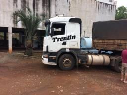 Vendo caminhão-trator Scania G-124 420 6x2 - 2007