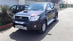 Toyota Hilux Top Revisada Garantia de Tudo. SRV. D-4D. 3.0.4X4. TDI - 2006