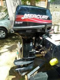 Motor Mercury 15 super - 2013