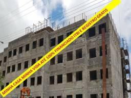 Apartamento 1e2qts conjugado samambaia prestação apartir 500 renda apartir 1.700
