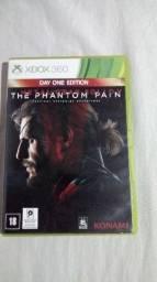 Metal Gear Solid V Nunca usado