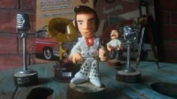 Miniatura colecionável Elvis Presley