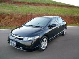 Honda New Civic LXS 1.8 16V FLEX AUT - 2008