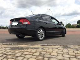 Honda Civic LXL Flex, Ano/Mod 11/11, Aut., Câmbio Borboleta, o mais completo da categoria - 2011