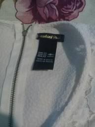 Lindo vestido branco colcci