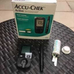 Aparelho para teste de glicemia