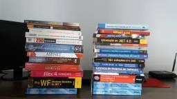Livros de Informática Asp **, Web Design, css, javascript, wcf, wf, hacker