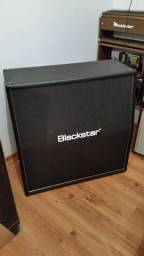 Caixa 4x12 Blackstar sem uso