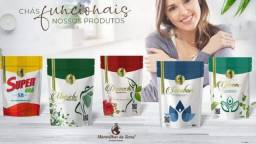 Vendo Chás MDT Naturais o queridinho das clientes
